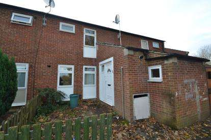 3 Bedrooms Terraced House for sale in Fulmar Lane, Wellingborough, Northamptonshire
