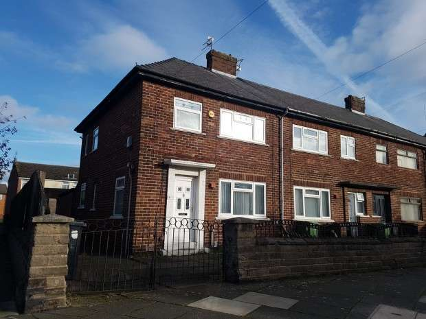 3 Bedrooms End Of Terrace House for rent in Cumpsty Road, Liverpool, L21