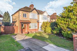 3 Bedrooms Semi Detached House for sale in Chatham Road, Maidstone, Kent