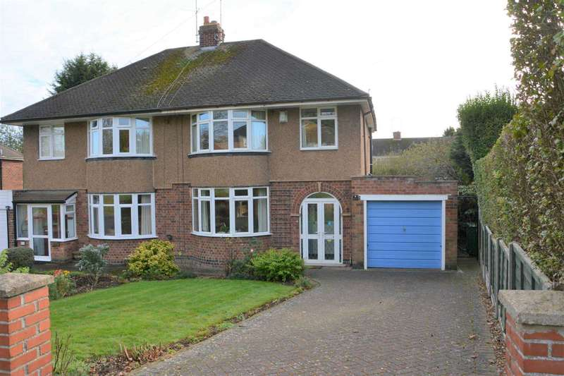3 Bedrooms Semi Detached House for sale in Lower Hillmorton Road, Hillmorton