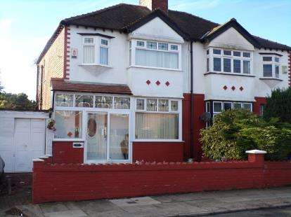 3 Bedrooms Semi Detached House for sale in Greenwich Road, ., Liverpool, Merseyside, L9