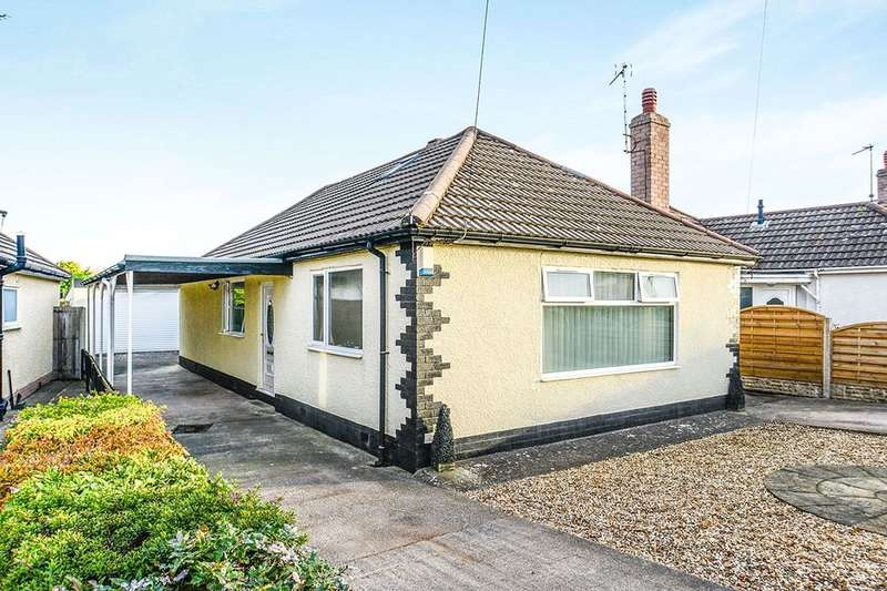 3 Bedrooms Detached Bungalow for sale in Chester Close, Prestatyn, LL19