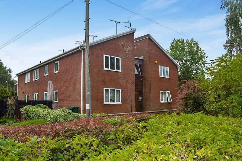 Flat for sale in Westbury Way, Chester, CH4