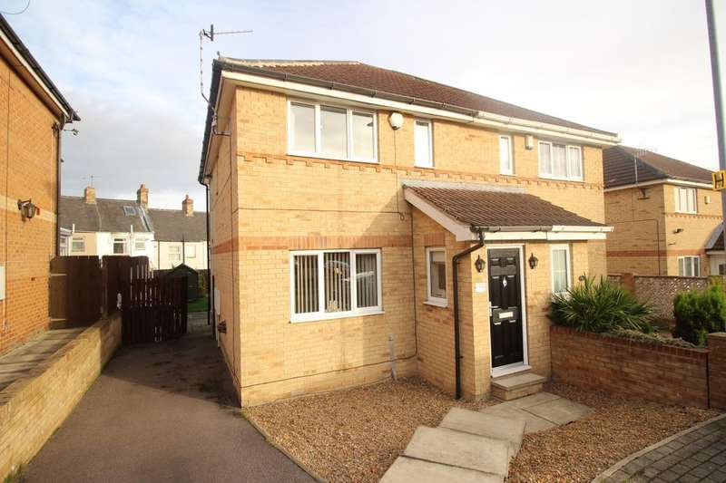 3 Bedrooms Semi Detached House for sale in Fieldhead Road, Hoyland, Barnsley, S74