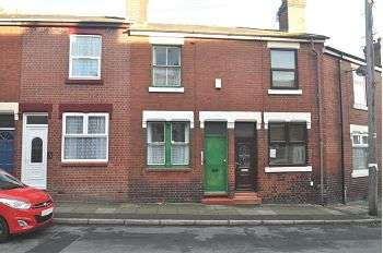 2 Bedrooms Terraced House for sale in Clare Street, Basford, Stoke-on-Trent, ST4 6ED