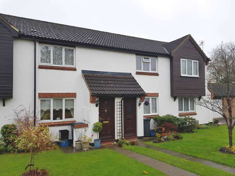 2 Bedrooms Terraced House for sale in Pinewood Close, Borehamwood