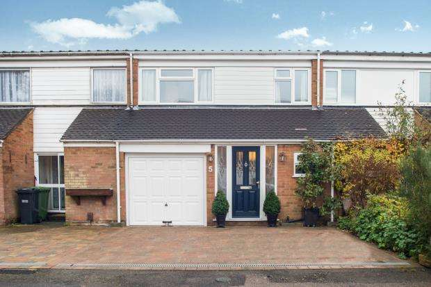 3 Bedrooms Terraced House for sale in Burgh Heath, Tadworth, Surrey