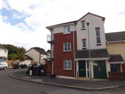 1 Bedroom Flat for sale in Heathfield, Newton Abbot, Devon