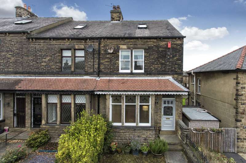 3 Bedrooms End Of Terrace House for sale in 87 Old Road, Farsley, Leeds, LS28 5BR
