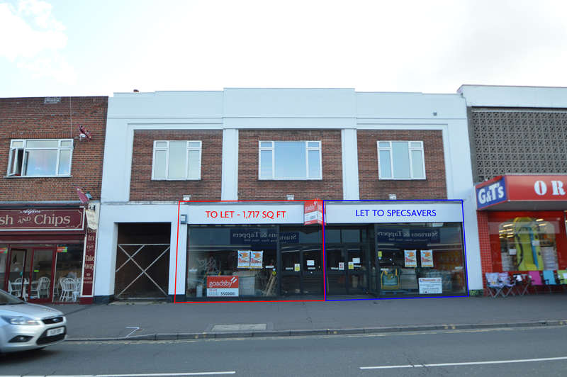 Shop Commercial for rent in 411a Wimborne Road, Winton, Bournemouth, Dorset BH9 2AJ
