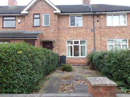3 Bedrooms Terraced House for sale in Folliott Road, Birmingham, West Midlands