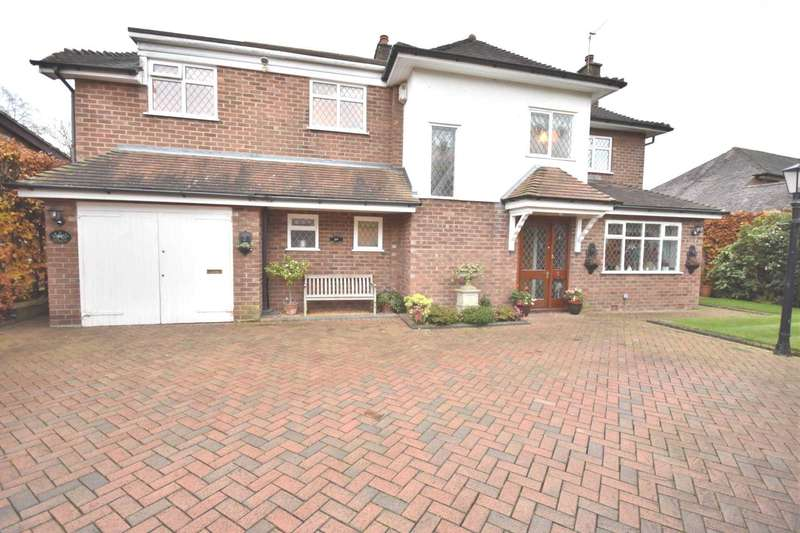 4 Bedrooms Detached House for sale in REDACRE, POYNTON