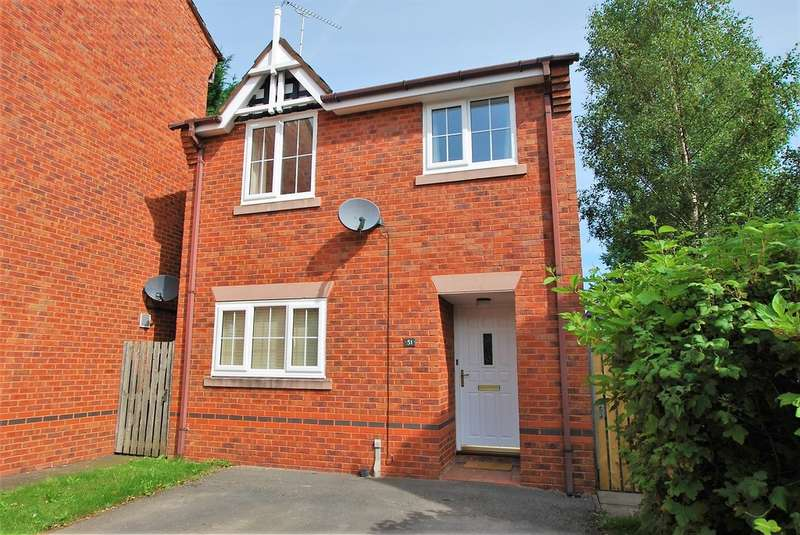 2 Bedrooms Detached House for sale in Benton Drive, Chester, Cheshire