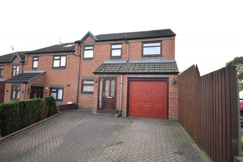 4 Bedrooms End Of Terrace House for sale in Austin Road, Sebastopol, Pontypool, NP4