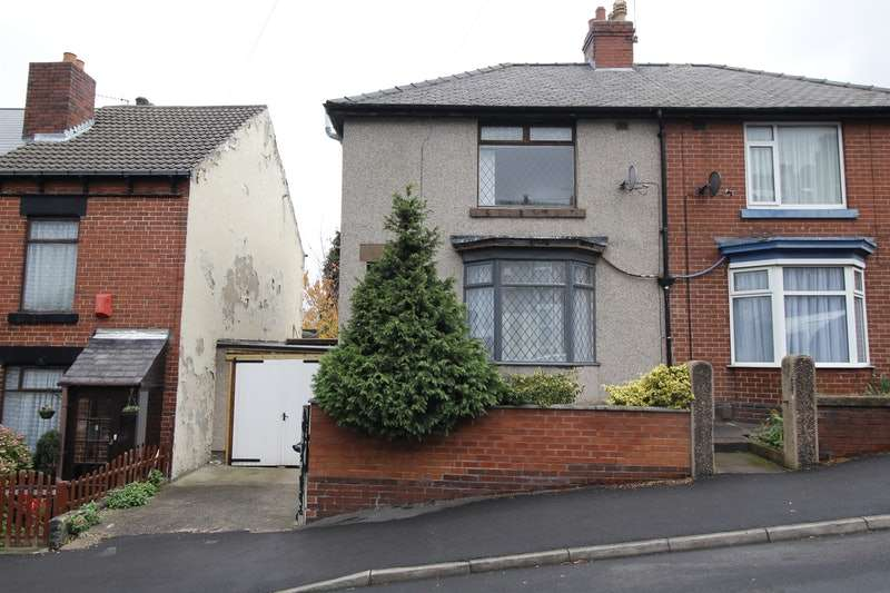 3 Bedrooms Semi Detached House for sale in Myrtle Rd, Sheffield, South Yorkshire, S2