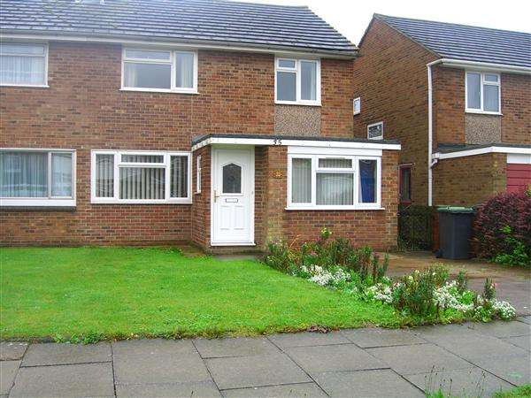 5 Bedrooms Semi Detached House for rent in Brockenhurst Close, Cantebury