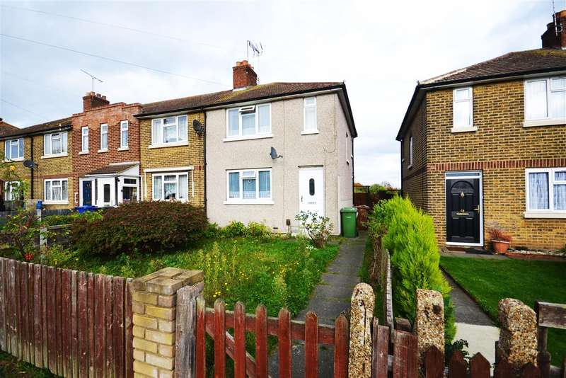 3 Bedrooms End Of Terrace House for sale in Hall Avenue, Aveley