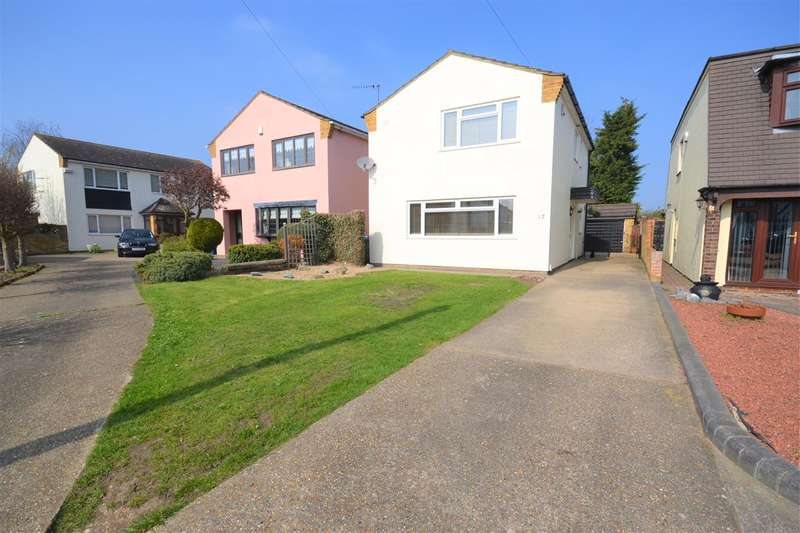 3 Bedrooms Detached House for sale in Regent Close, North Grays
