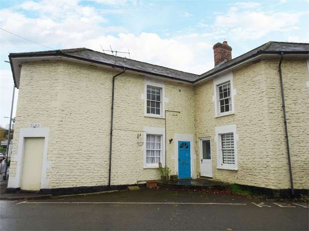 2 Bedrooms End Of Terrace House for sale in West End, Bruton, Somerset