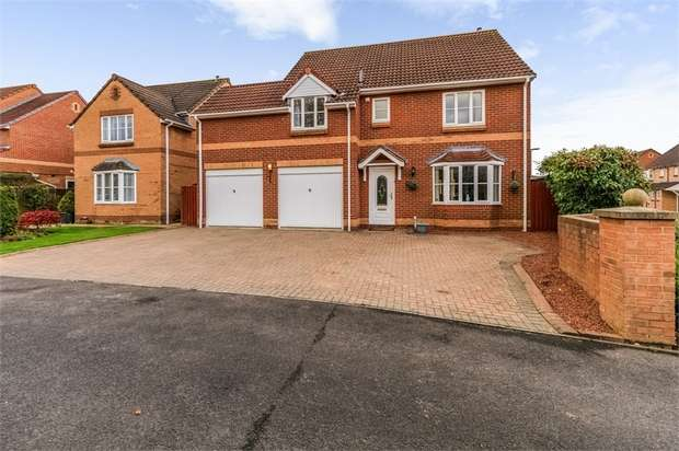 4 Bedrooms Detached House for sale in Hamsterley Road, Newton Aycliffe, Durham
