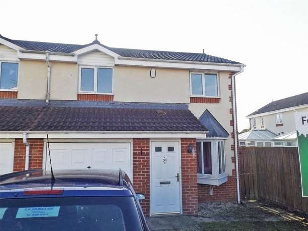 3 Bedrooms Semi Detached House for sale in Dean Park, Ferryhill, Durham