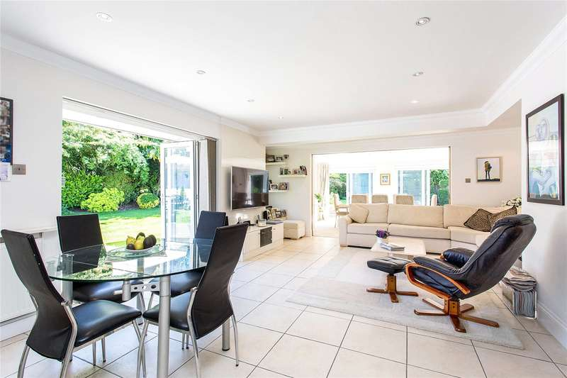 4 Bedrooms Detached Bungalow for sale in Lands End, Elstree, Hertfordshire, WD6