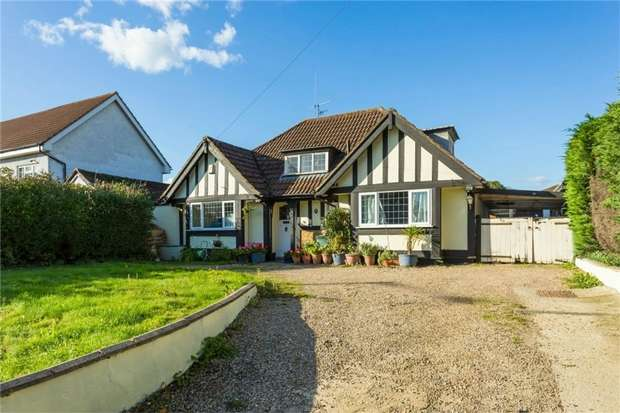 4 Bedrooms Detached House for sale in Richings Way, Iver, Buckinghamshire