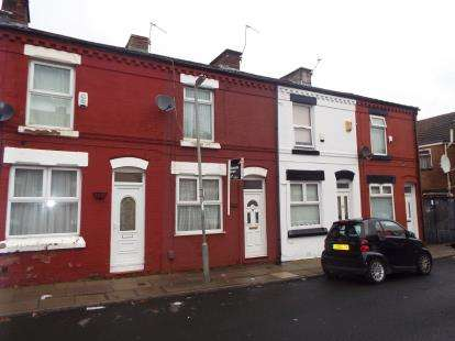 2 Bedrooms Terraced House for sale in Killarney Road, Liverpool, Merseyside, L13