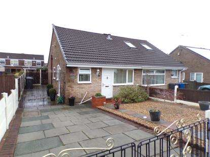 1 Bedroom Bungalow for sale in Raithby Drive, Hawkley Hall, Wigan, Greater Manchester, WN3