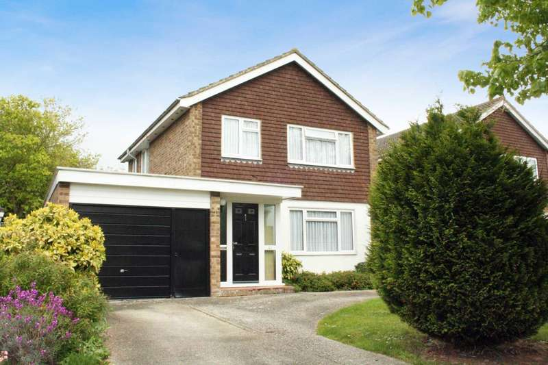 3 Bedrooms Link Detached House for sale in Radstock Lane, Earley