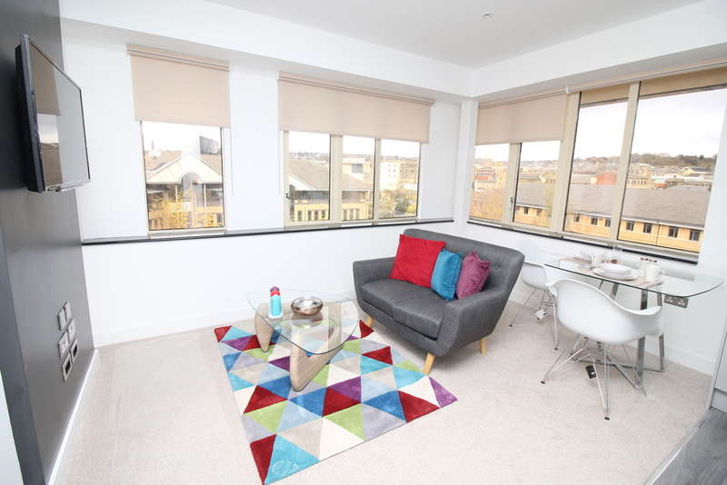 1 Bedroom Flat for sale in New Augustus Street, Bradford