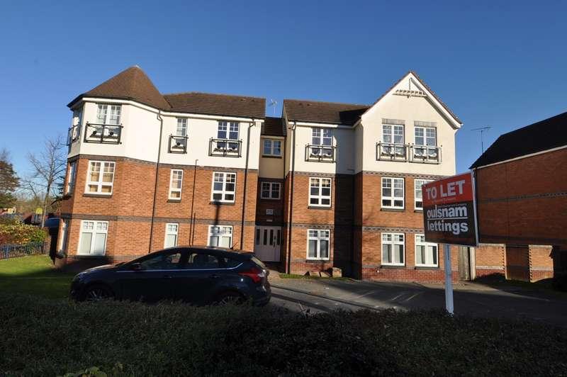 2 Bedrooms Apartment Flat for rent in Park Way, Rednal, Birmingham, B45