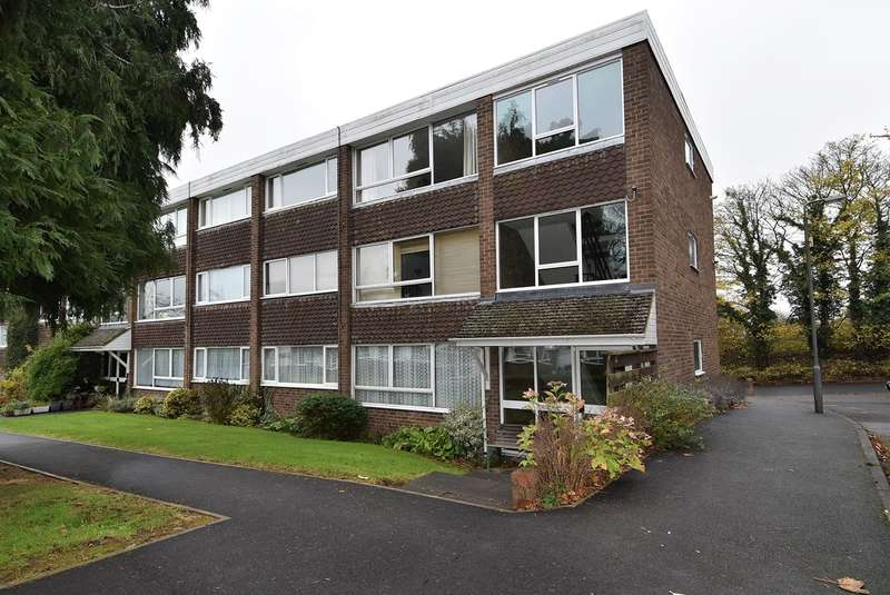 2 Bedrooms Flat for sale in Pinehurst Drive, Kings Norton, Birmingham, B38