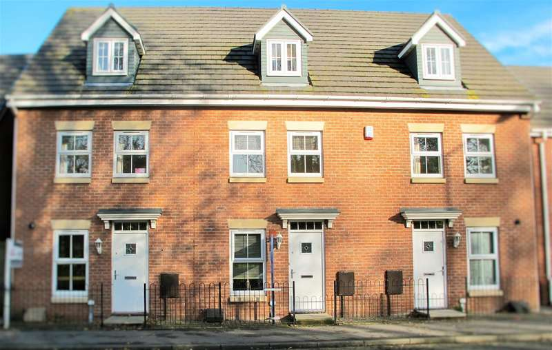 3 Bedrooms Terraced House for sale in Maddren Way, Linthorpe, Middlesbrough, TS5 5BD