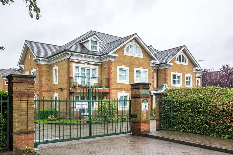 2 Bedrooms Apartment Flat for sale in Chase Side, Southgate, London, N14