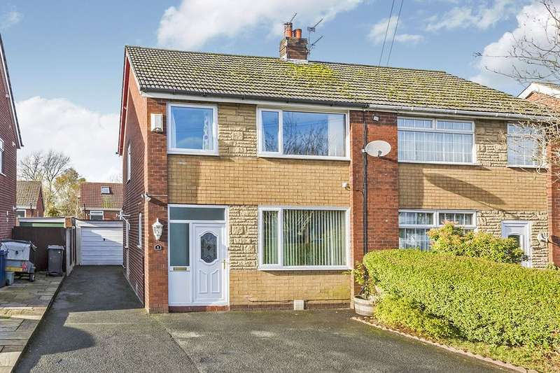 3 Bedrooms Semi Detached House for sale in Elswick Road, Leyland, PR25