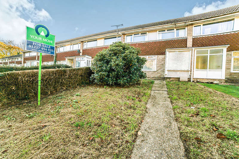 3 Bedrooms Property for sale in Tenterden Drive, Canterbury, CT2