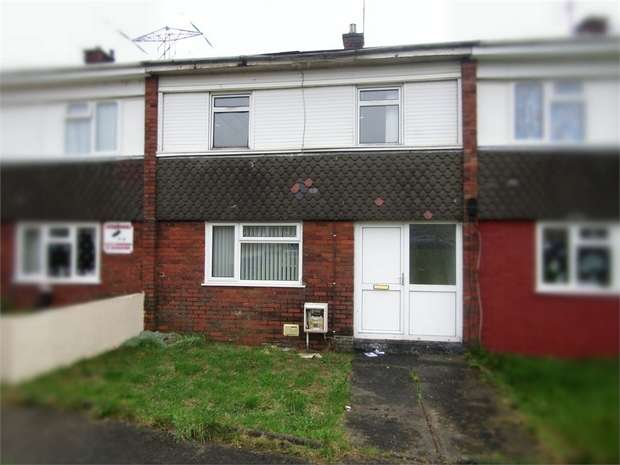 3 Bedrooms Terraced House for sale in Maes Werdd, Llanelli, Carmarthenshire