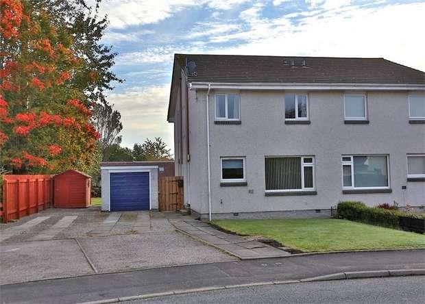 2 Bedrooms Maisonette Flat for sale in Westdyke Walk, Elrick, Westhill, Aberdeenshire