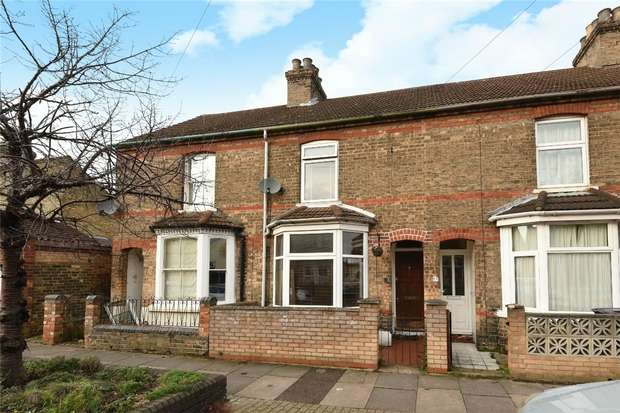 3 Bedrooms Terraced House for sale in Stanley Street, Bedford