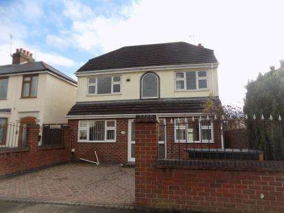 3 Bedrooms Detached House for sale in Margaret Avenue, Bedworth, Warwickshire, .