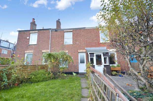 2 Bedrooms Terraced House for sale in Clifton Cottages, Parr Street, Newtown, Exeter