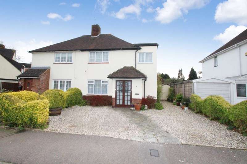 3 Bedrooms Semi Detached House for sale in EXTENDED THREE BEDROOM SEMI WITH OFF ROAD PARKING