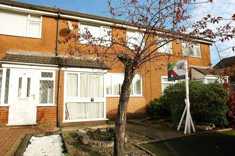 3 Bedrooms Town House for sale in Falcon Drive, Chadderton, Oldham
