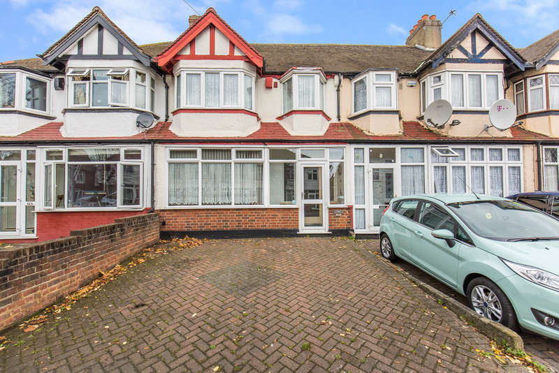 3 Bedrooms Terraced House for sale in Davidson Road, Croydon, CR0 6DT
