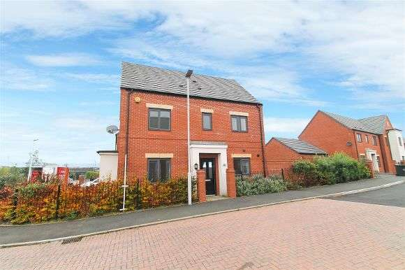 3 Bedrooms Detached House for sale in Duxford Grove, Wolverhampton