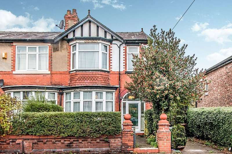 3 Bedrooms Terraced House for sale in St. Brendans Road North, Withington , Manchester, M20
