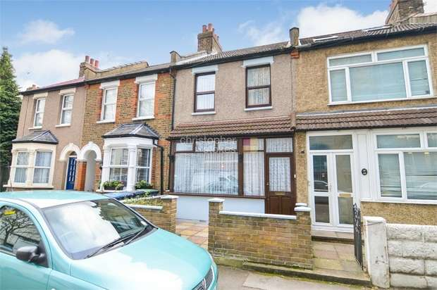3 Bedrooms Terraced House for sale in Beaconsfield Road, ENFIELD, Greater London