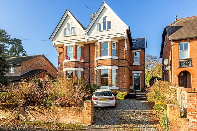 5 Bedrooms Semi Detached House for sale in College Avenue, Maidenhead, Berkshire, SL6