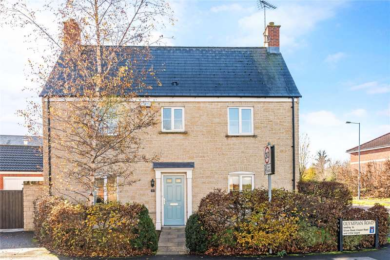 4 Bedrooms Detached House for sale in Olympian Road, Pewsey, Wiltshire, SN9